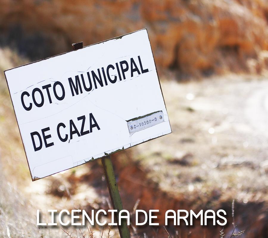 Licencia de armas, certificados para cazar, psicotecnicos, psicotecnicos armas, licencia de armas, caza